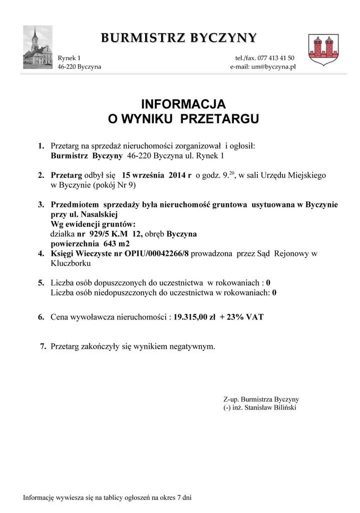 informacja o wyniku przetargu Nasalska 929.5 copy.jpeg
