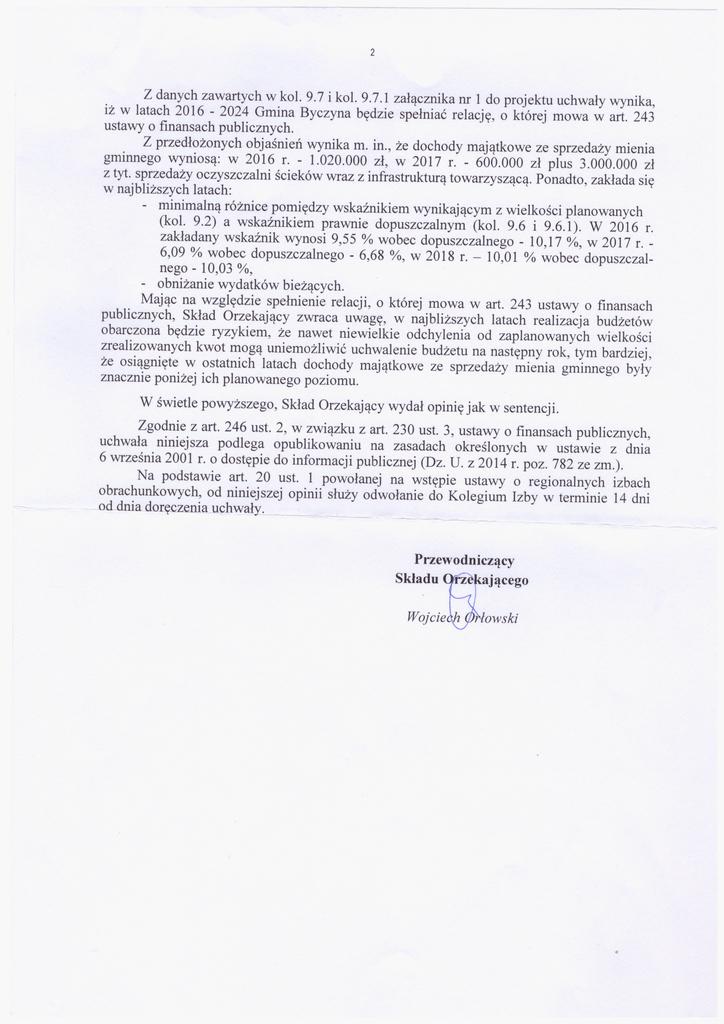 opinia RIO o wieloletniej prognozie finansowej s.2.jpeg